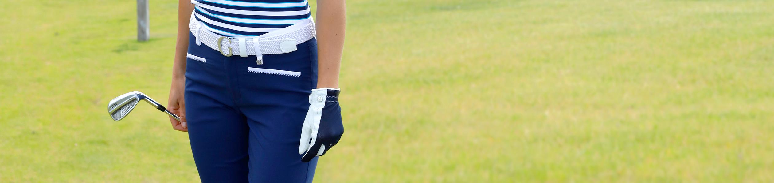 Pantalones De Golf Para Mujeres Golfino Golfino