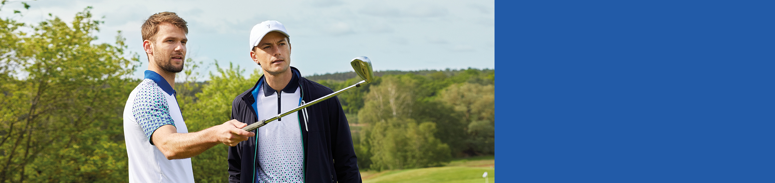 Golfjacken