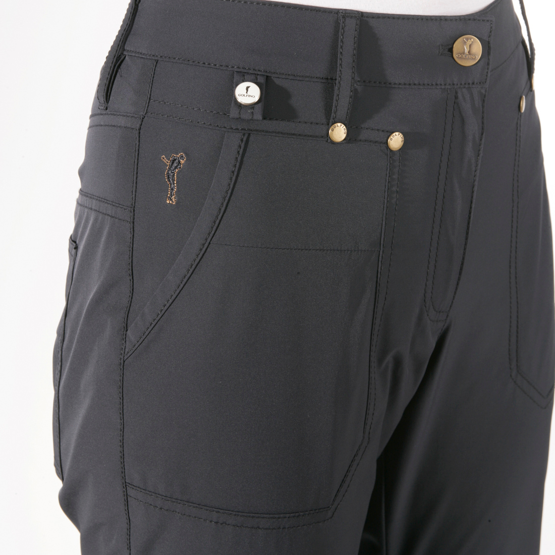 3 Ultra Thermo Damen Funktions-Golfhose