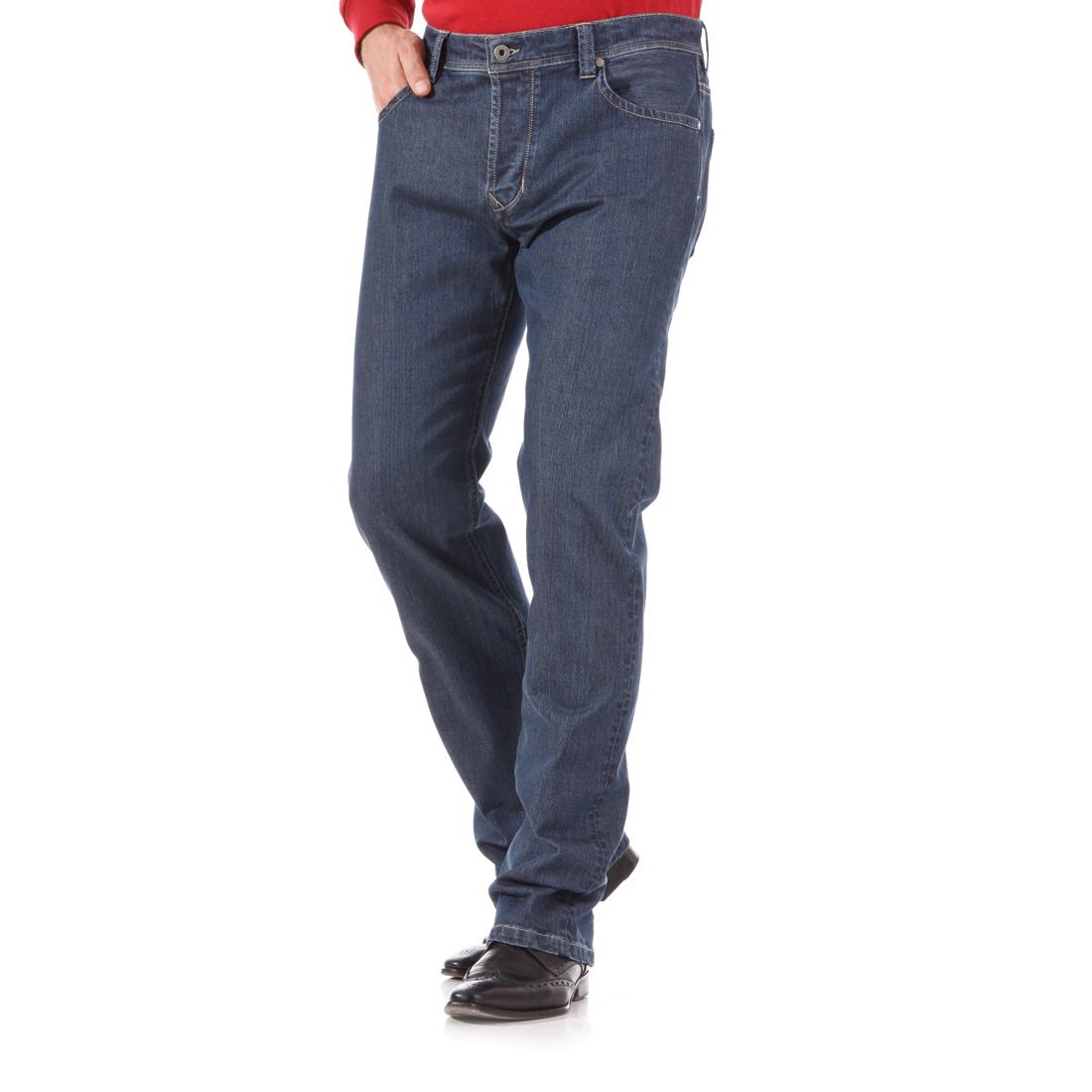 Herren Jeans Stretch Hose