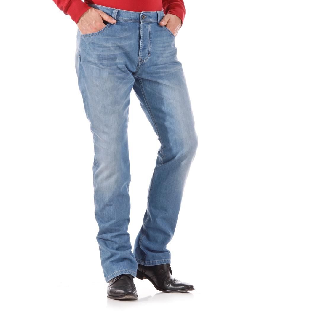 Herren Stretch Jeans Hose