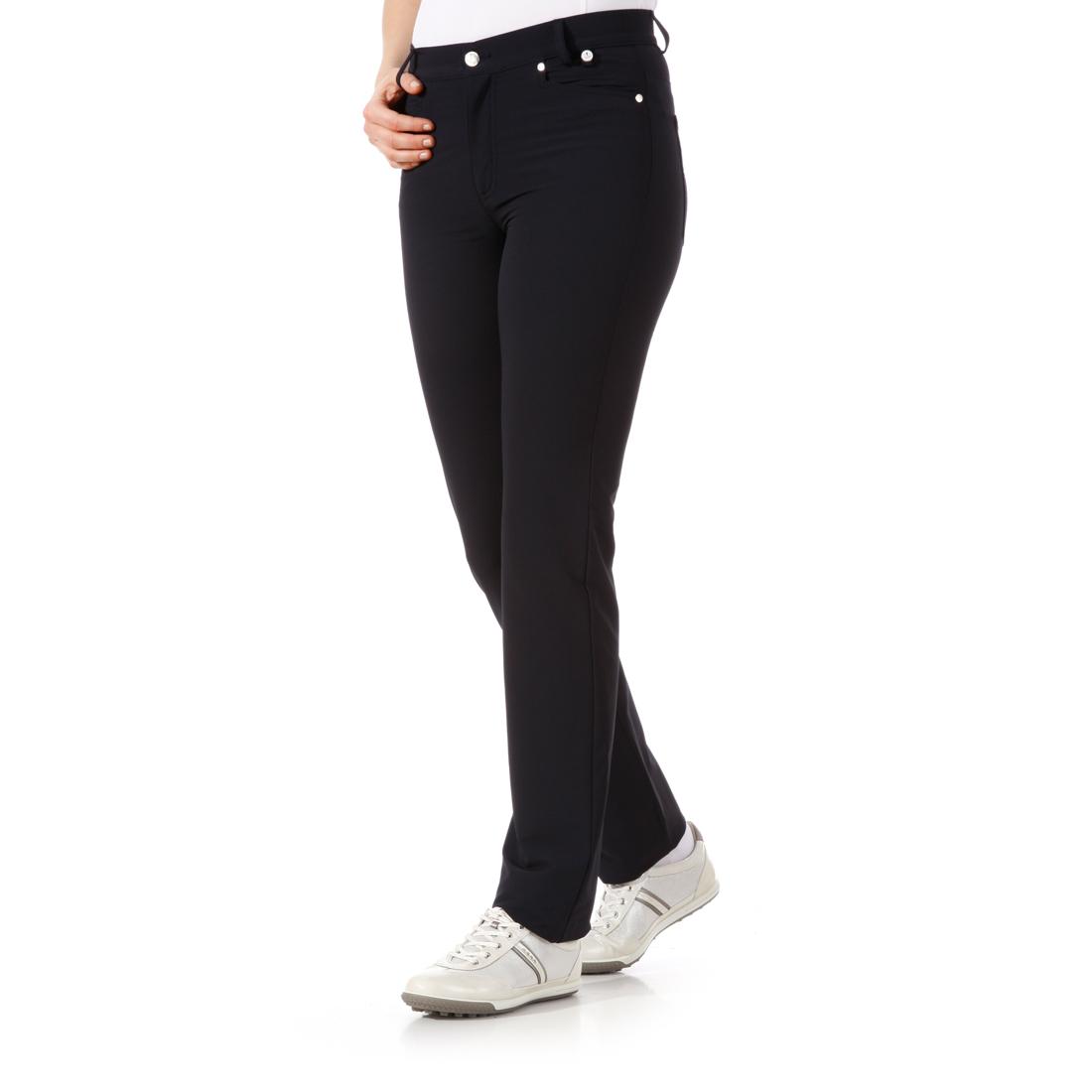 Hose aus 4-Way-Stretchmaterial
