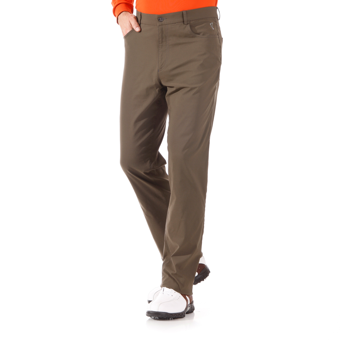 Techno-Stretch-Hose mit gebürsteter Innenseite