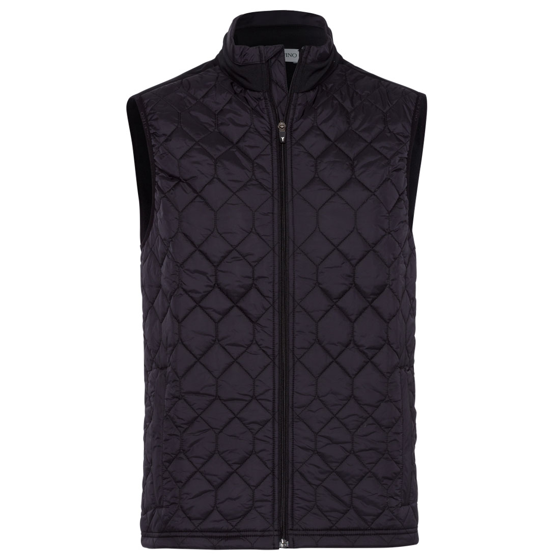 The golf waistcoat of the 21st century with cold protection