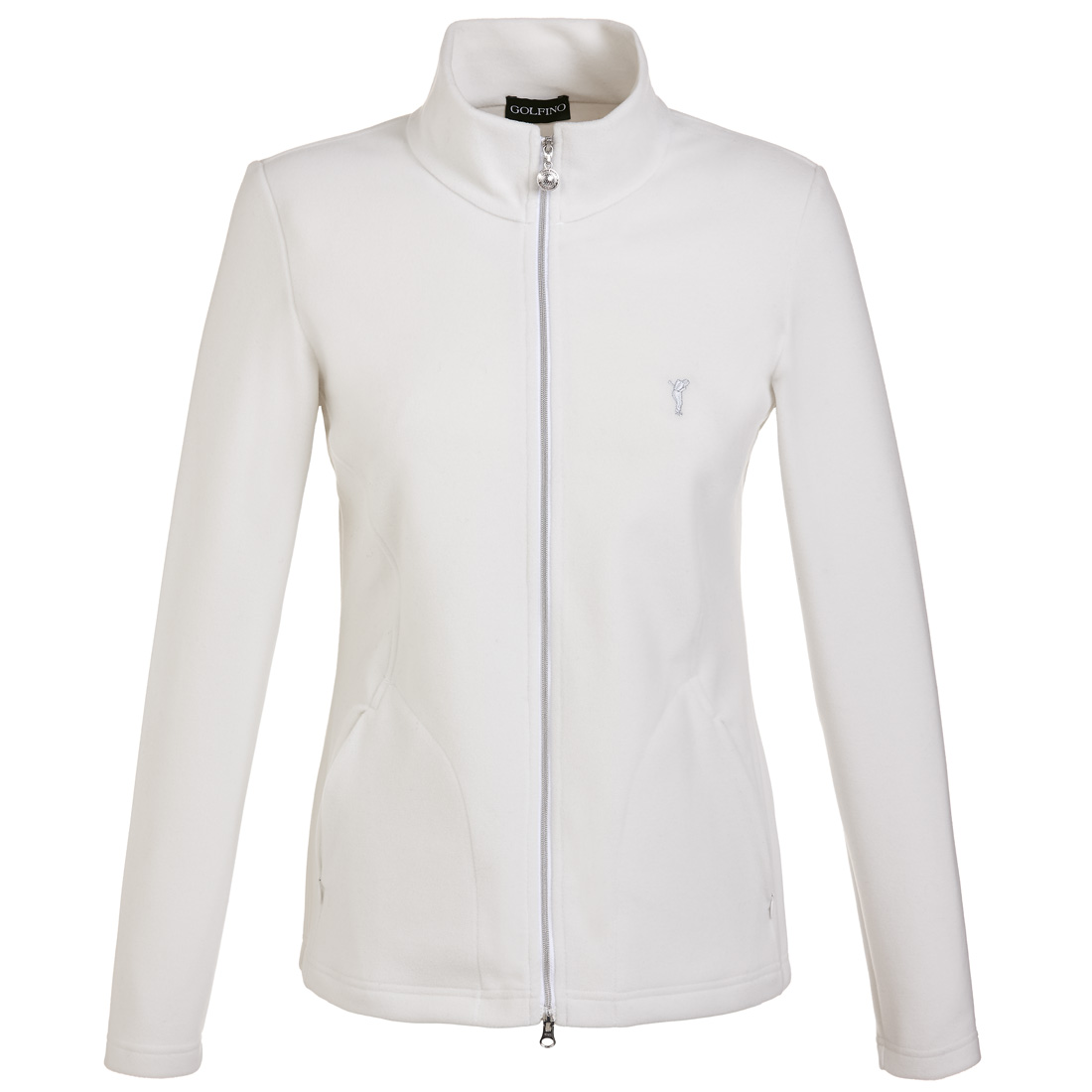 Stretch Fleece Golfjacke Cold Protection
