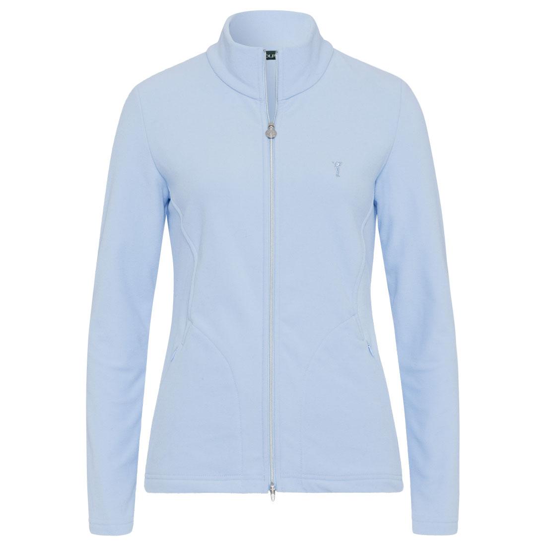 Stretch Fleece Golfjacke Cold Protection