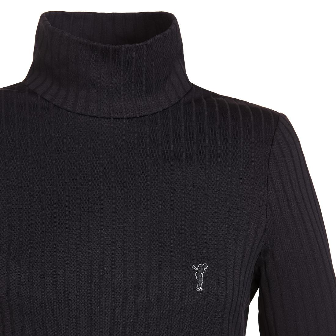 Damen Dry Comfort Rollkragen Stretchunterzieher in Slim Fit