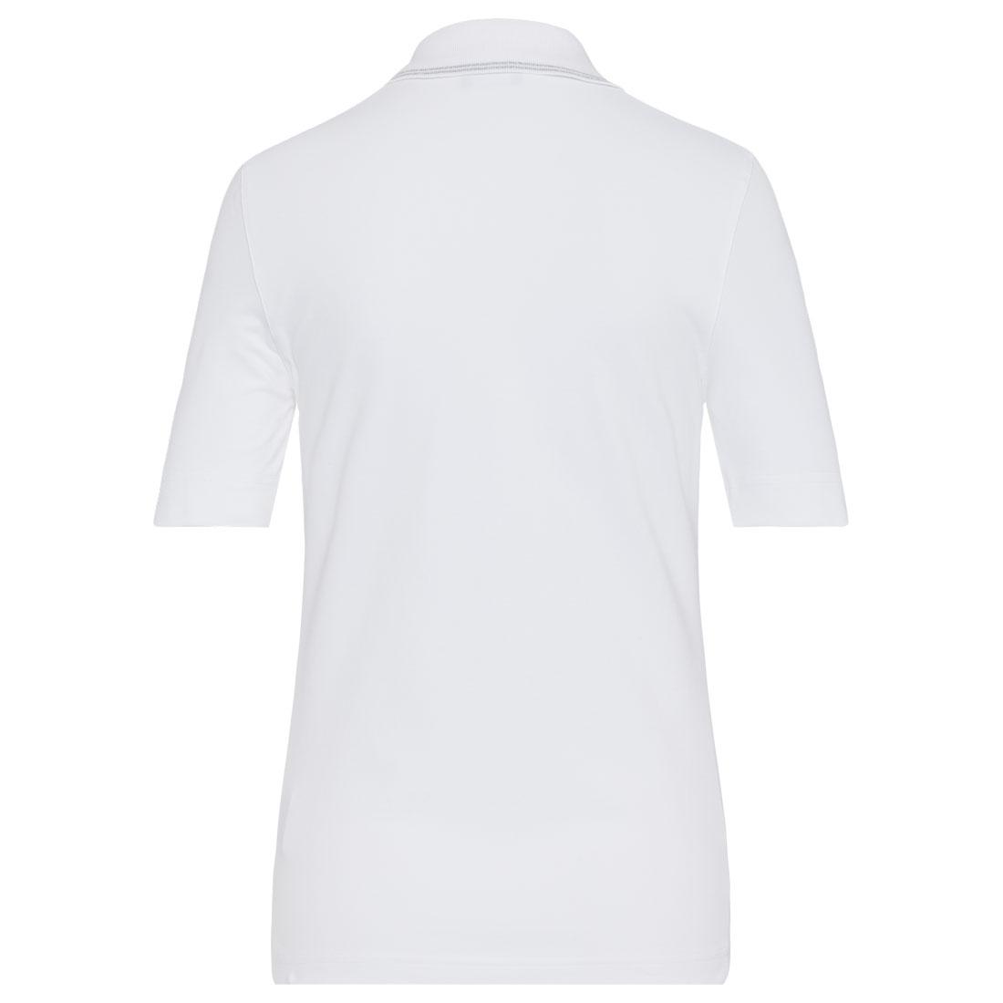 Damen Kurzarm Golfpolo mit UV-Schutz Funktion