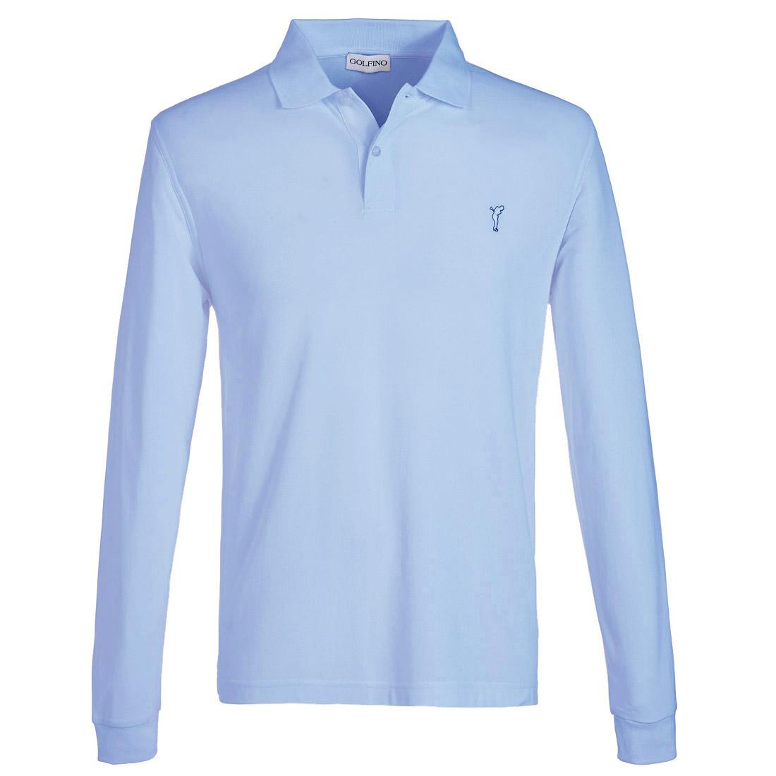 Extra Dry Herbst Poloshirt gebürstet