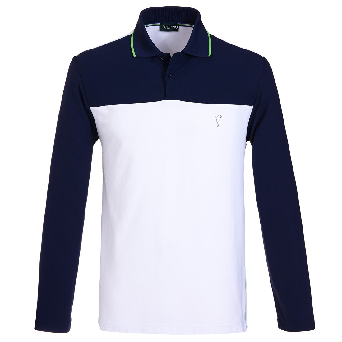 Extra dry colour block piqué polo