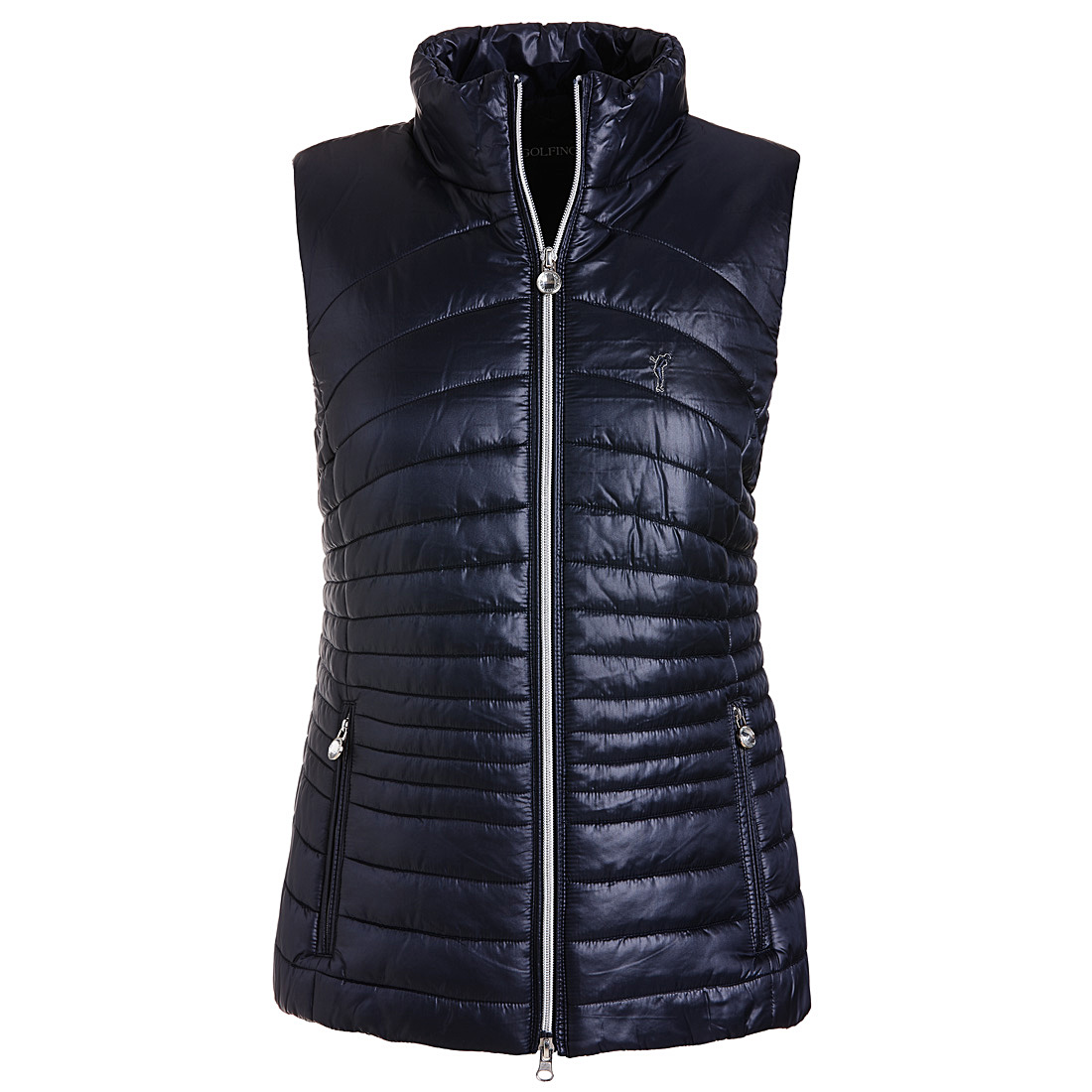 Quilted micro waistcoat