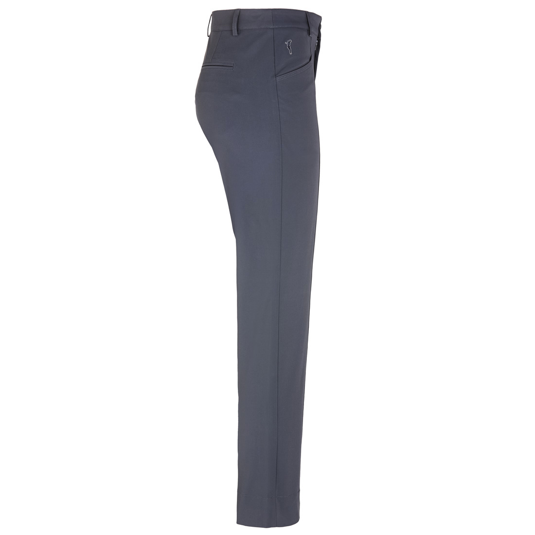 Techno Stretch 7/8 Damen Baumwoll-Golfhose in Slim Fit