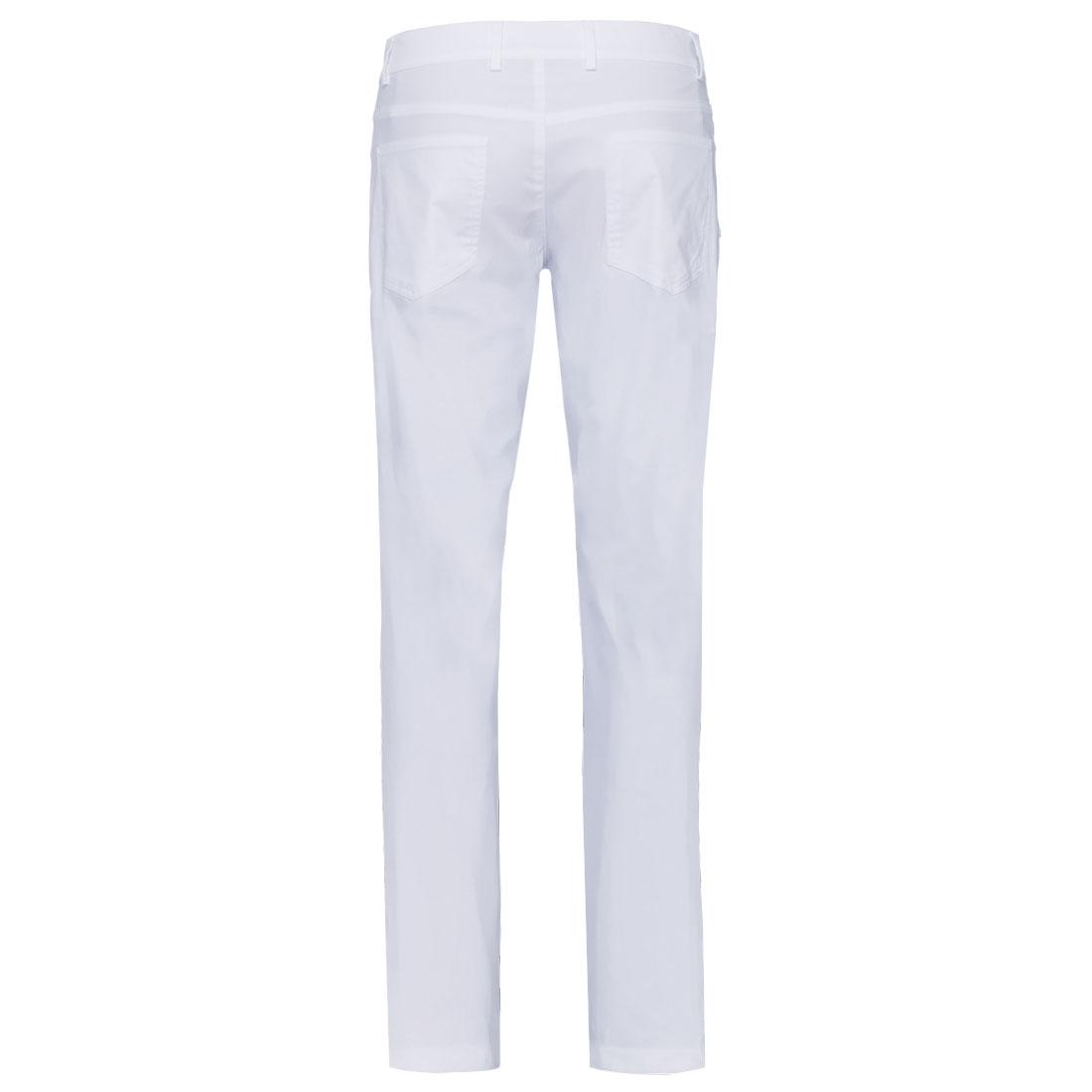 5 Pocket Herren Funktions-Golfhose Slim Fit