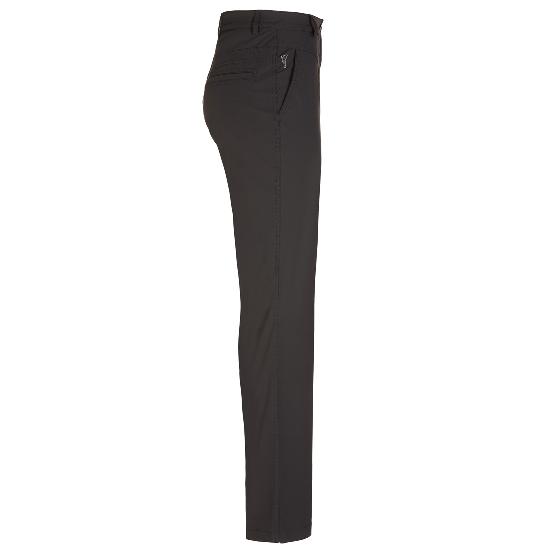 Wasserabweisende Damen Golfhose aus Thermo Stretch in Regular Fit