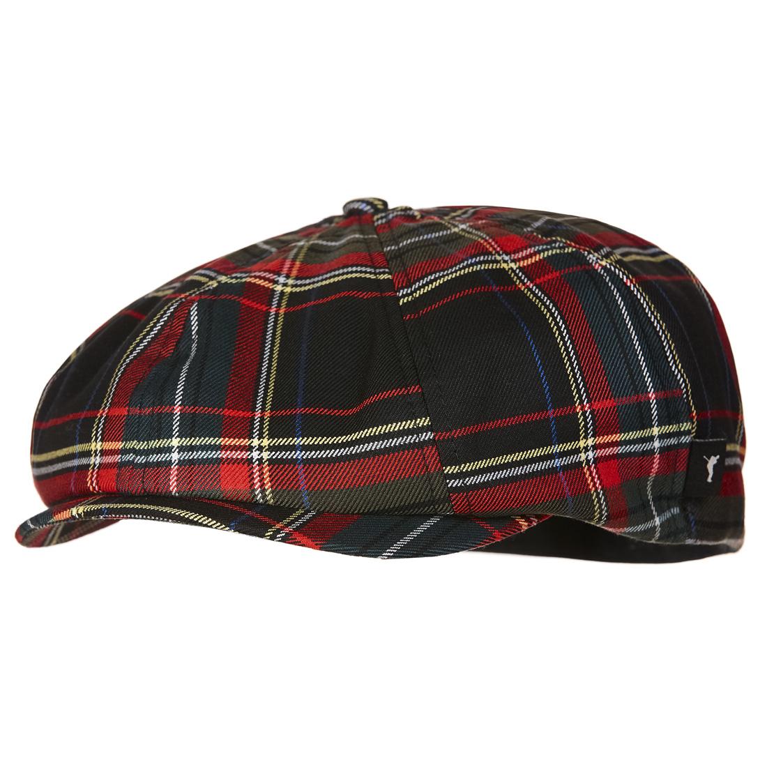 Karierte Herren Golfmütze aus der Highlands Heritage Kollektion