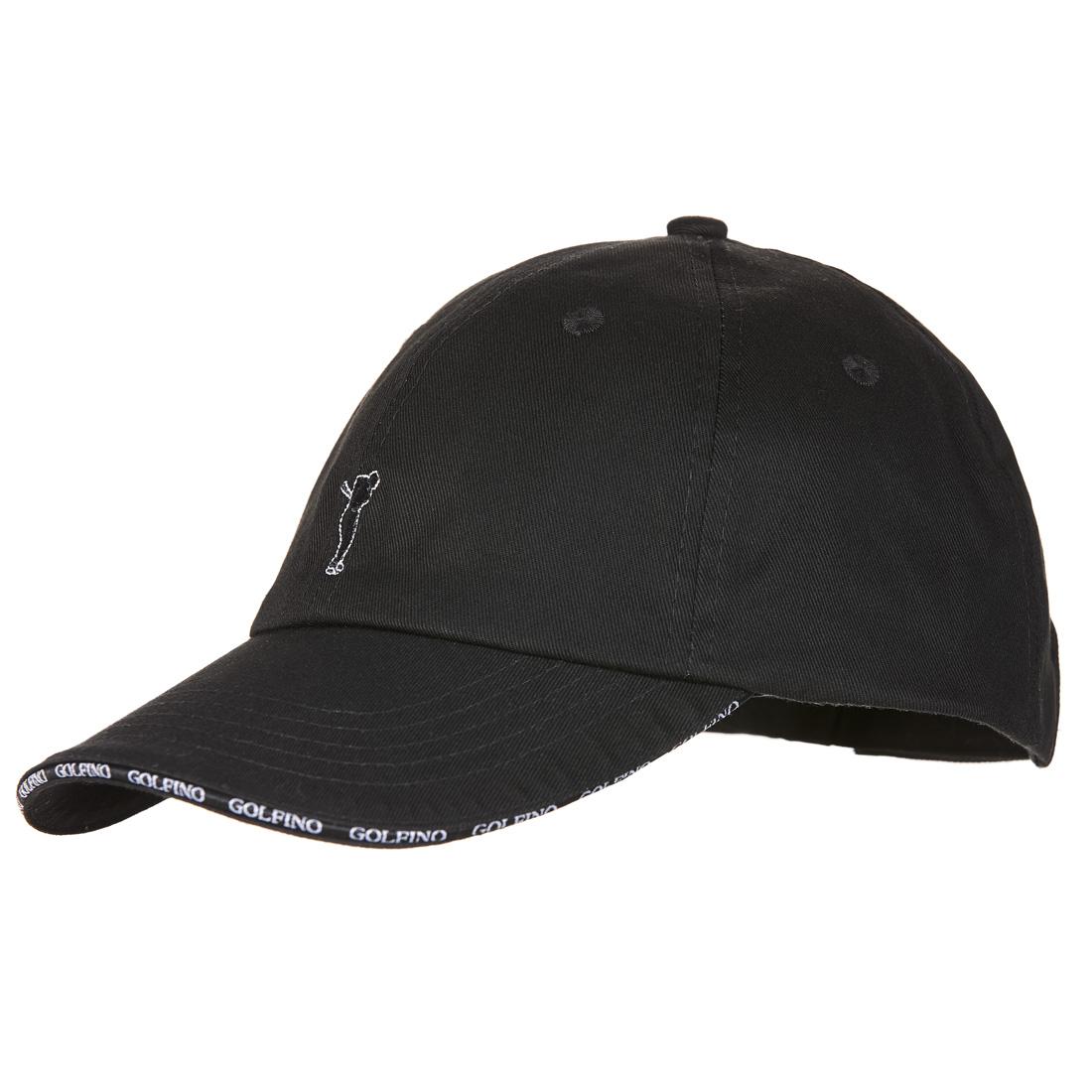 Baumwoll Golfcap für höchsten Tragekomfort in Onesize