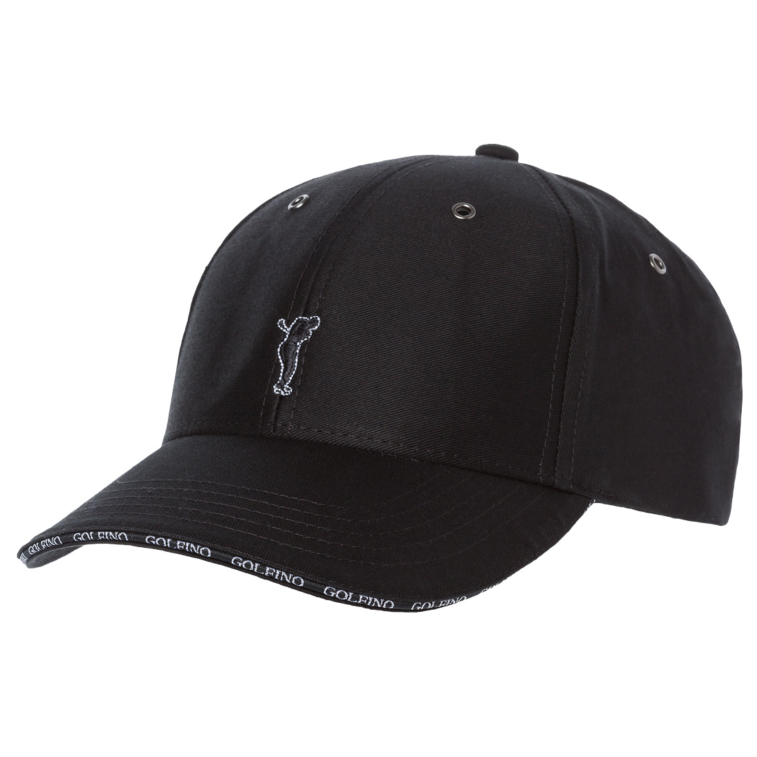 Men's cotton golf cap (one size)