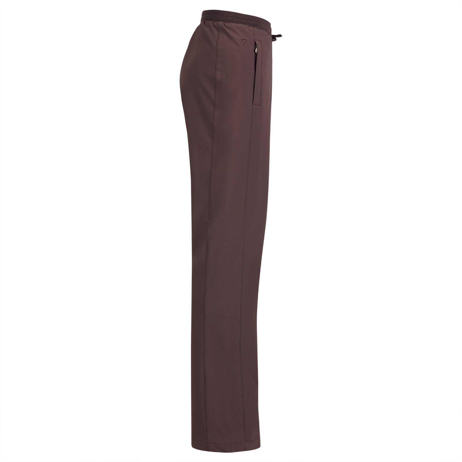 Damenhose mit elastischem Taillenbund