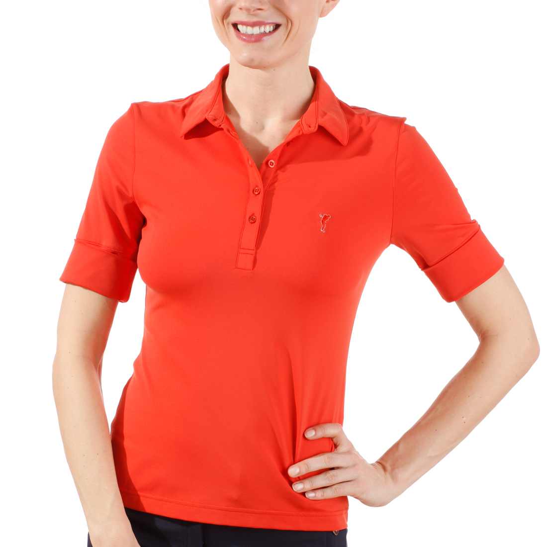 Dry-Comfort Jersey Polo