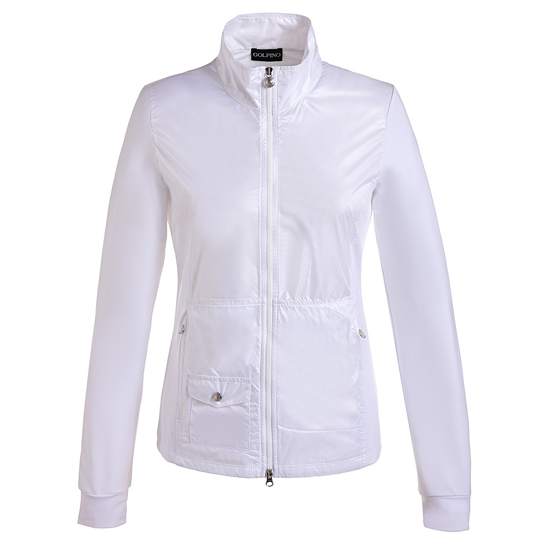 Ladies' stand-up collar jacket