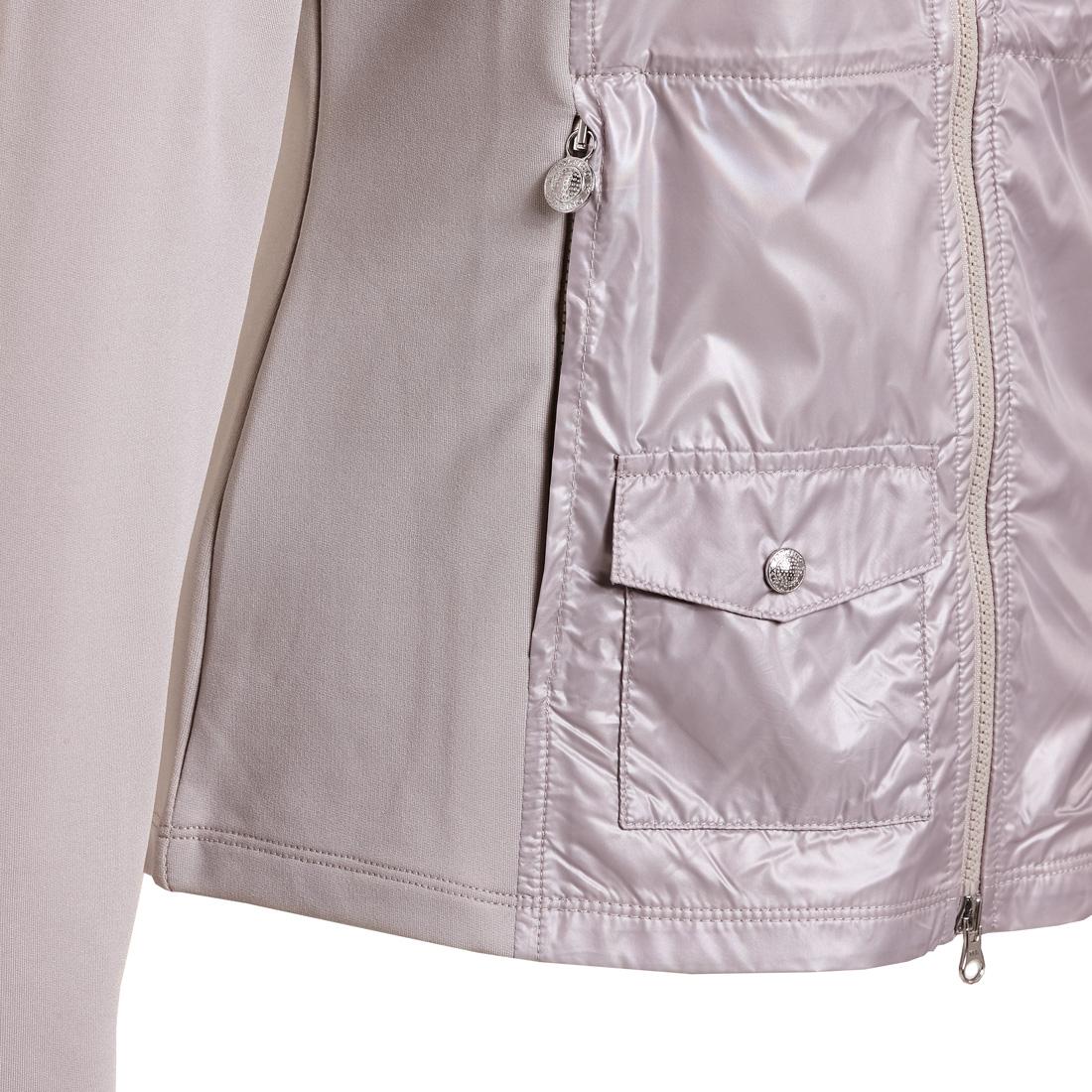 Damen Jacke mit Stehkragen