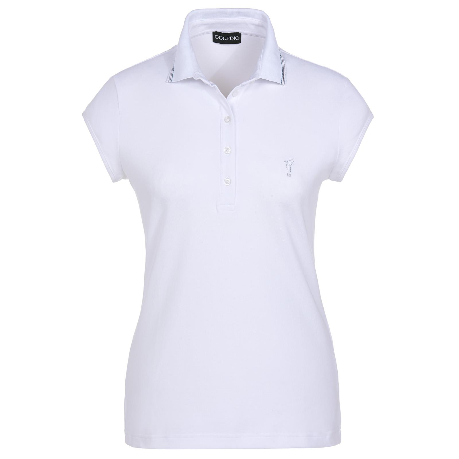 Damen Poloshirt mit UV-Schutz