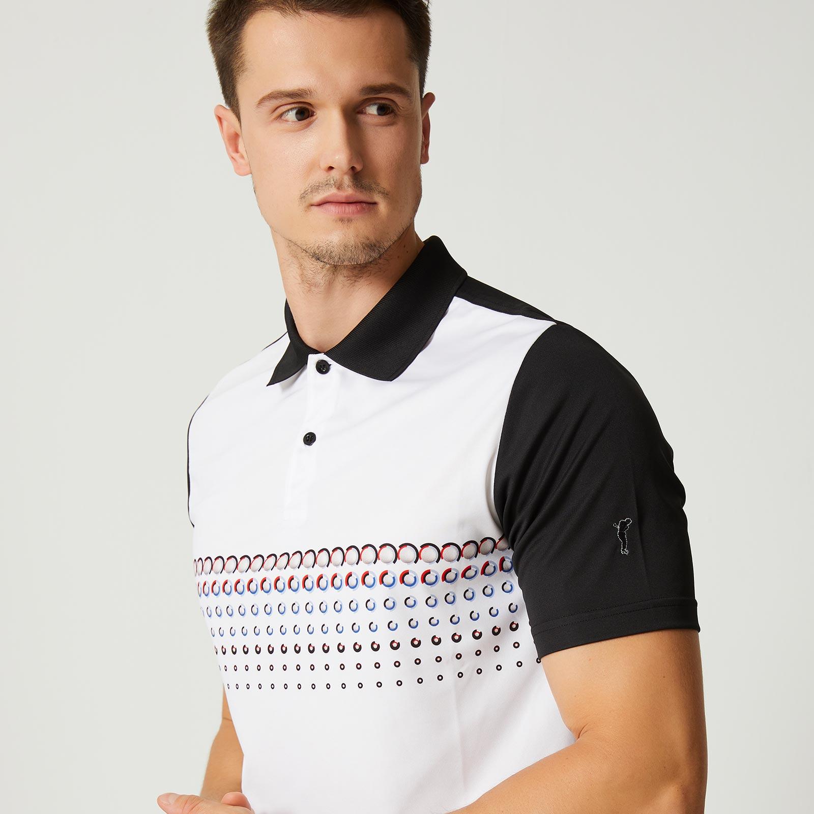 Herren Poloshirt aus Dry Comfort Jersey