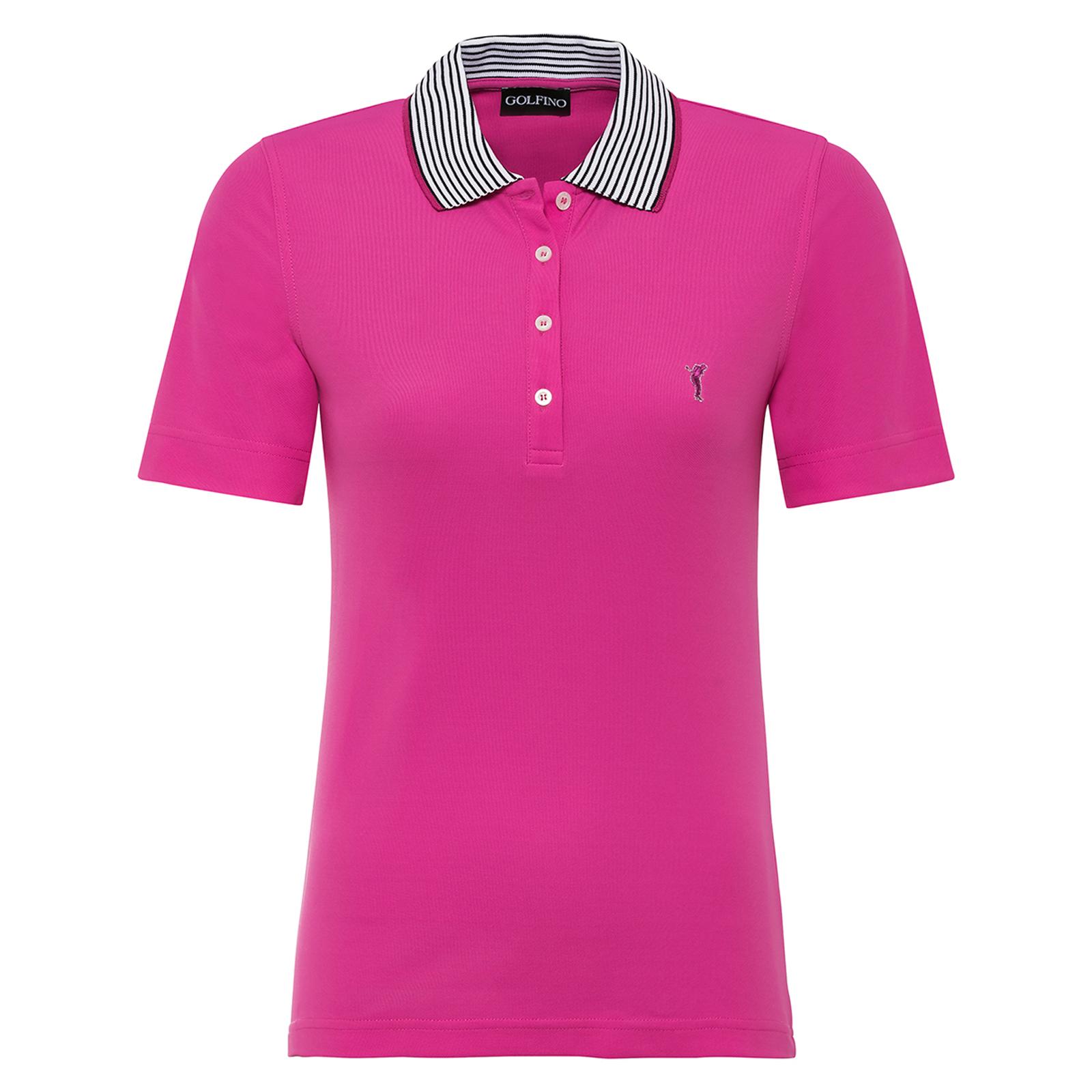 Damen Kurzarm Golf Poloshirt Extra Dry