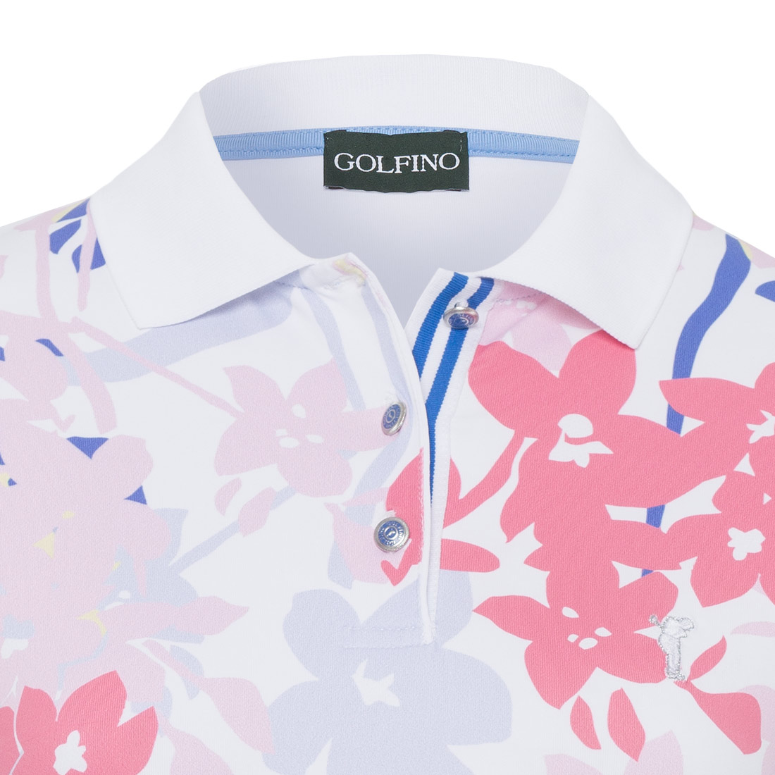 Damen Funktions-Golfpolo
