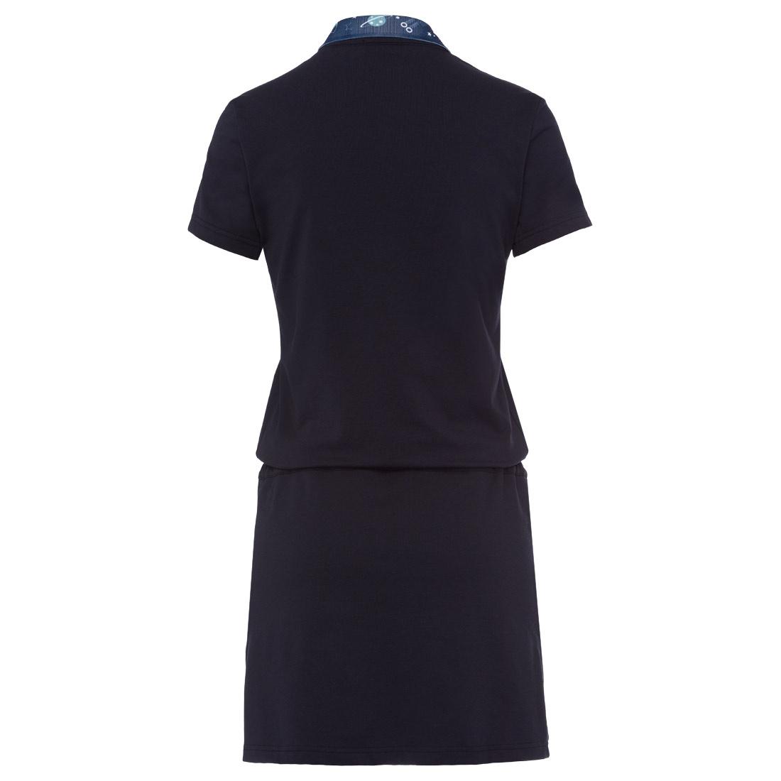 Damen Kleid mit Musterdetails