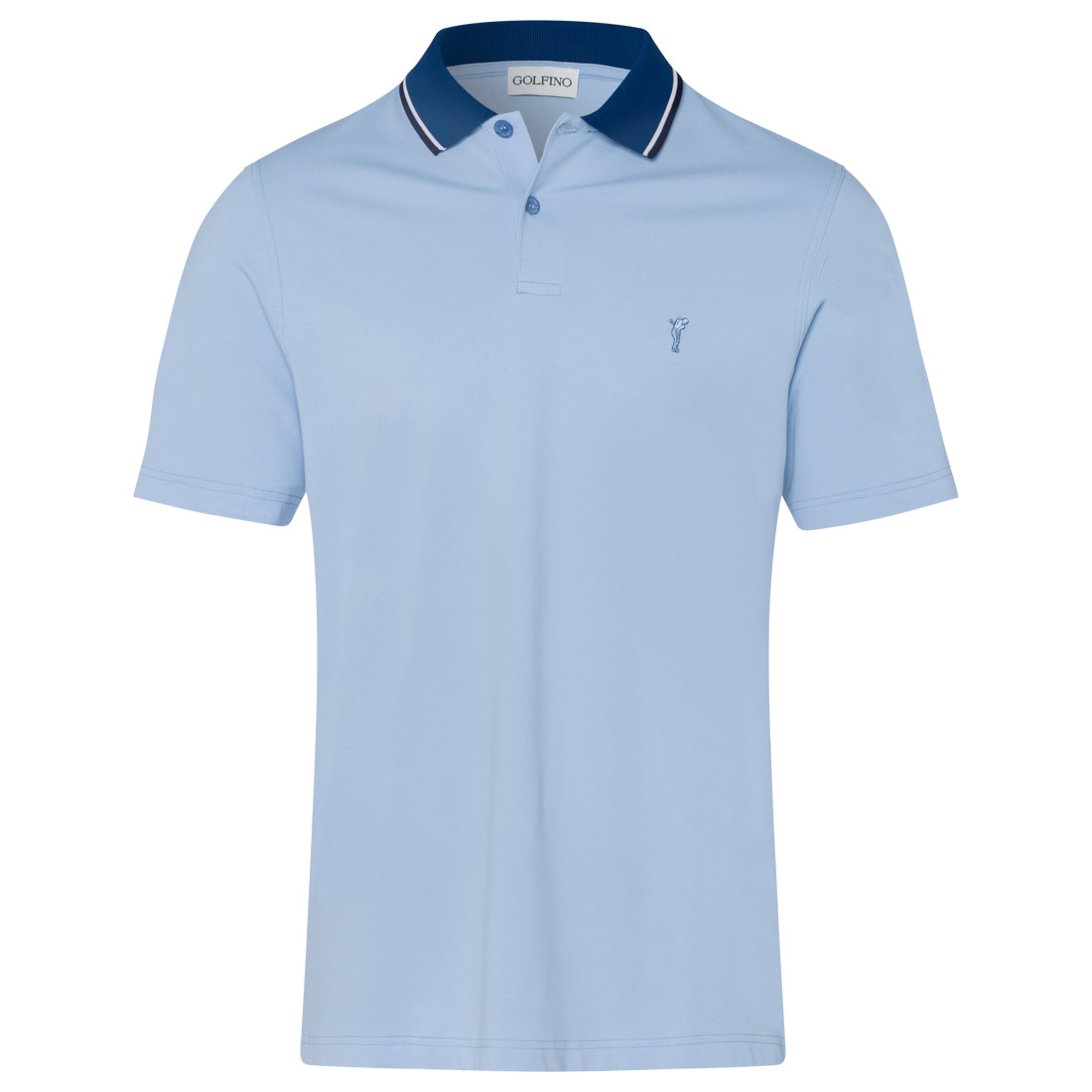 1cd403b74dd3c GOLFINO Modern men s short-sleeved polo shirt shop online