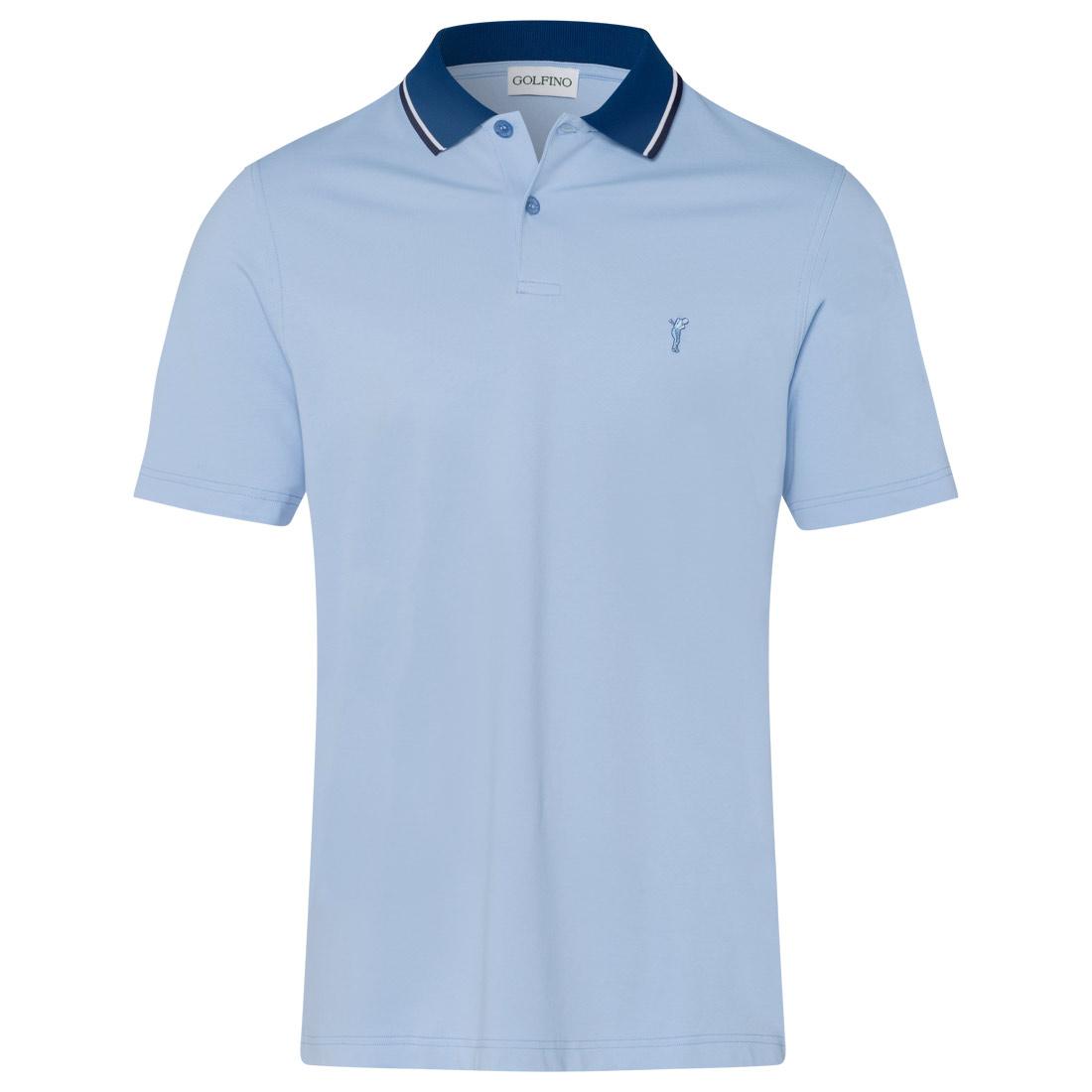 Modernes Herren Kurzarm-Poloshirt