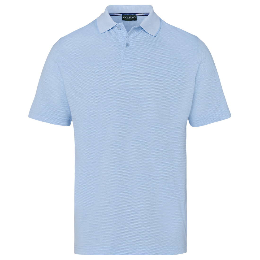 Herren Golfpolo angenehm leicht und atmungsaktiv