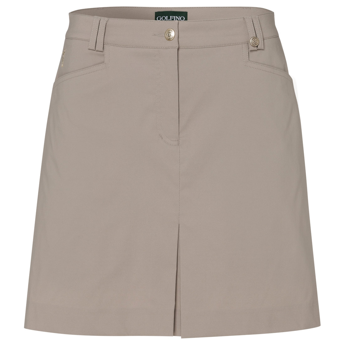 Techno Stretch Cargo Skort