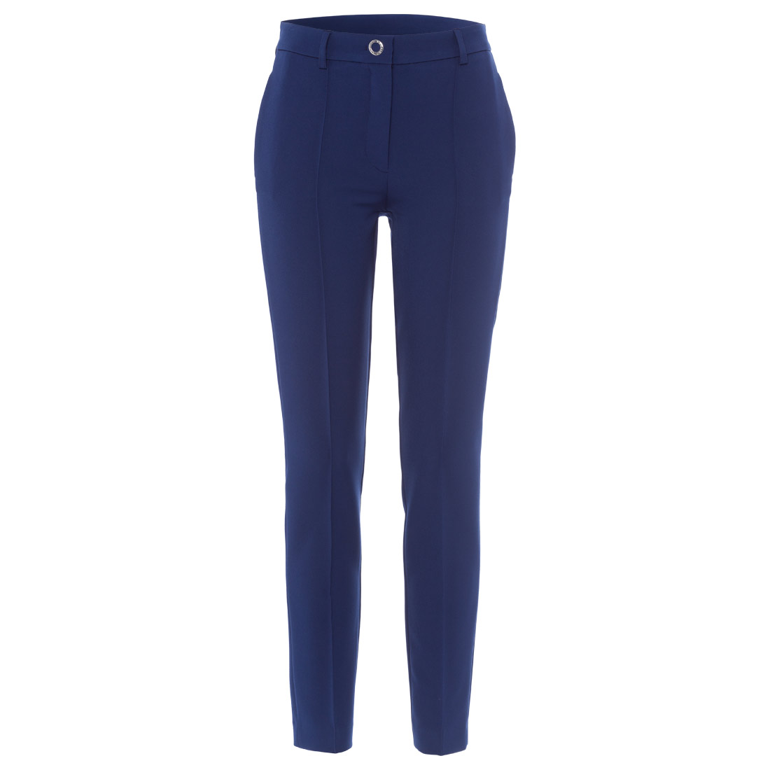 Ladies' trousers with Bi-Stretch fabric