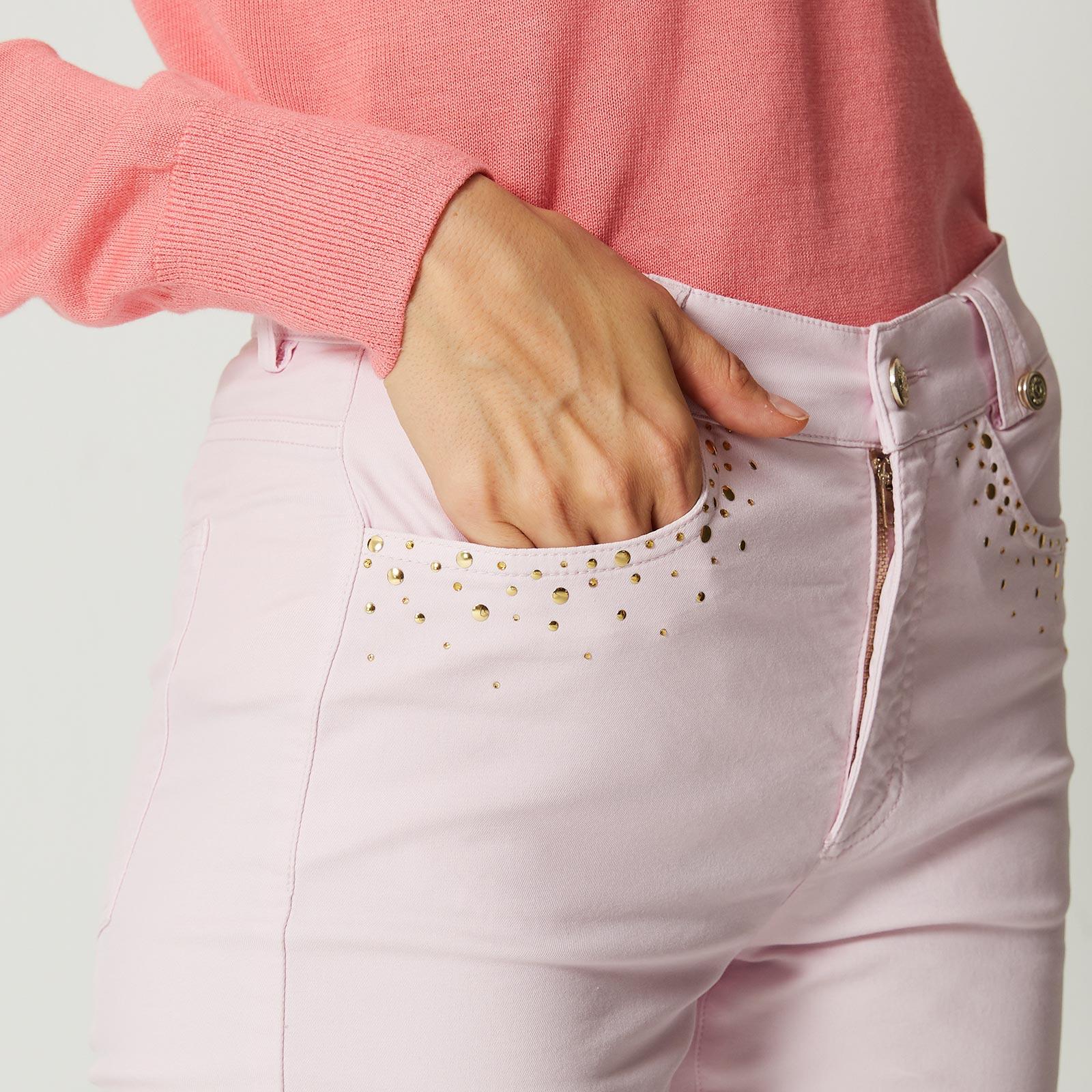 Damen Hose im Denimstyle