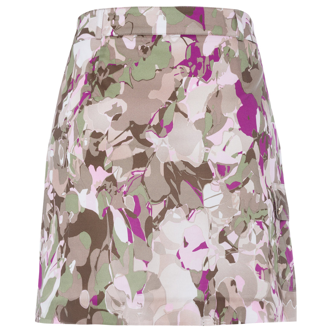Damen Skort mit Alloverprint