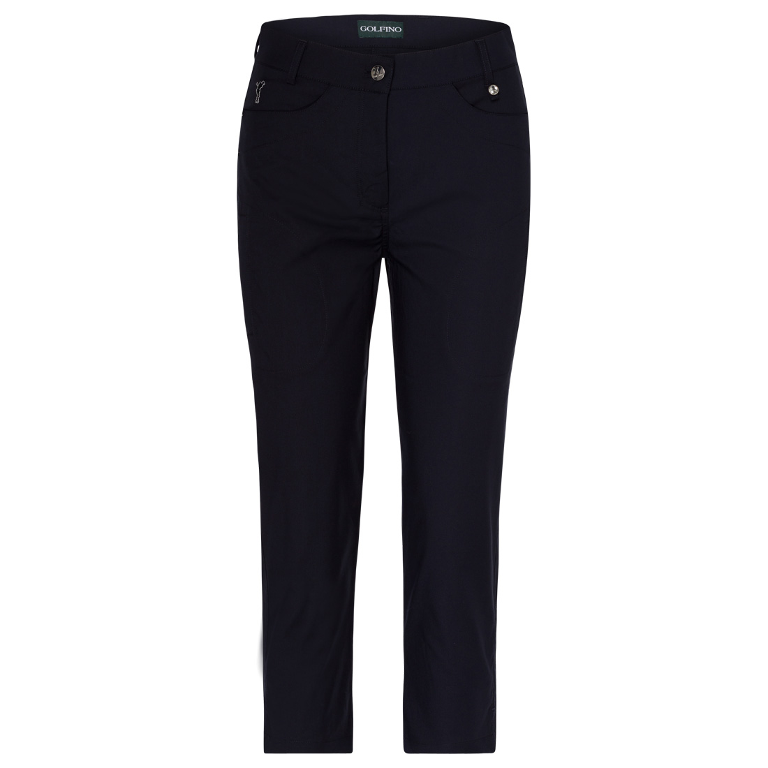 Tencel Twill Techno Stretch Capri