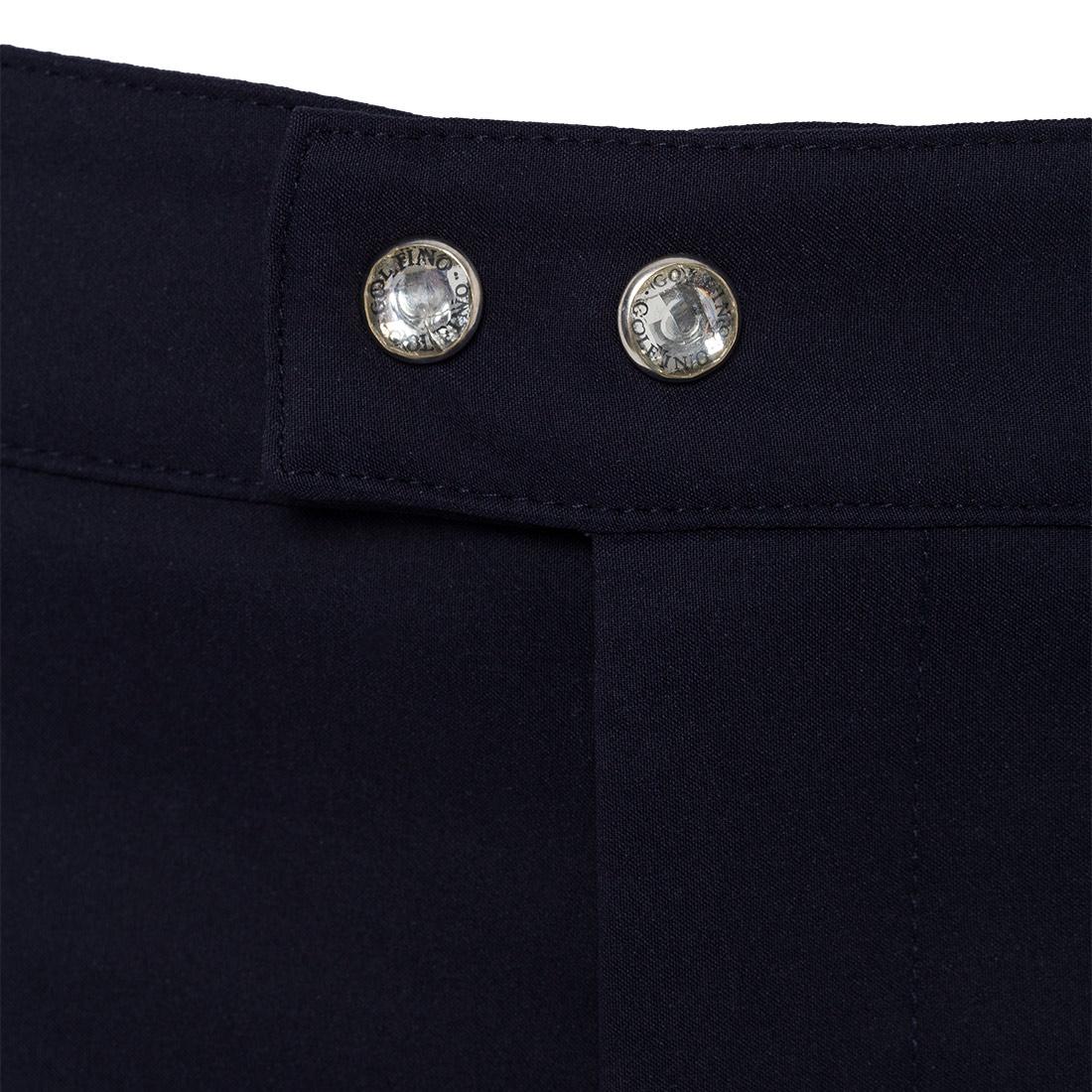 Damen Hose mit Ziernähten