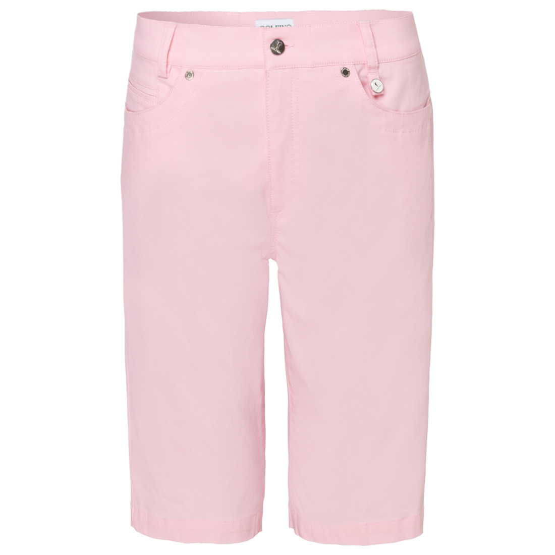 Damen Golf-Stretch-Bermudas