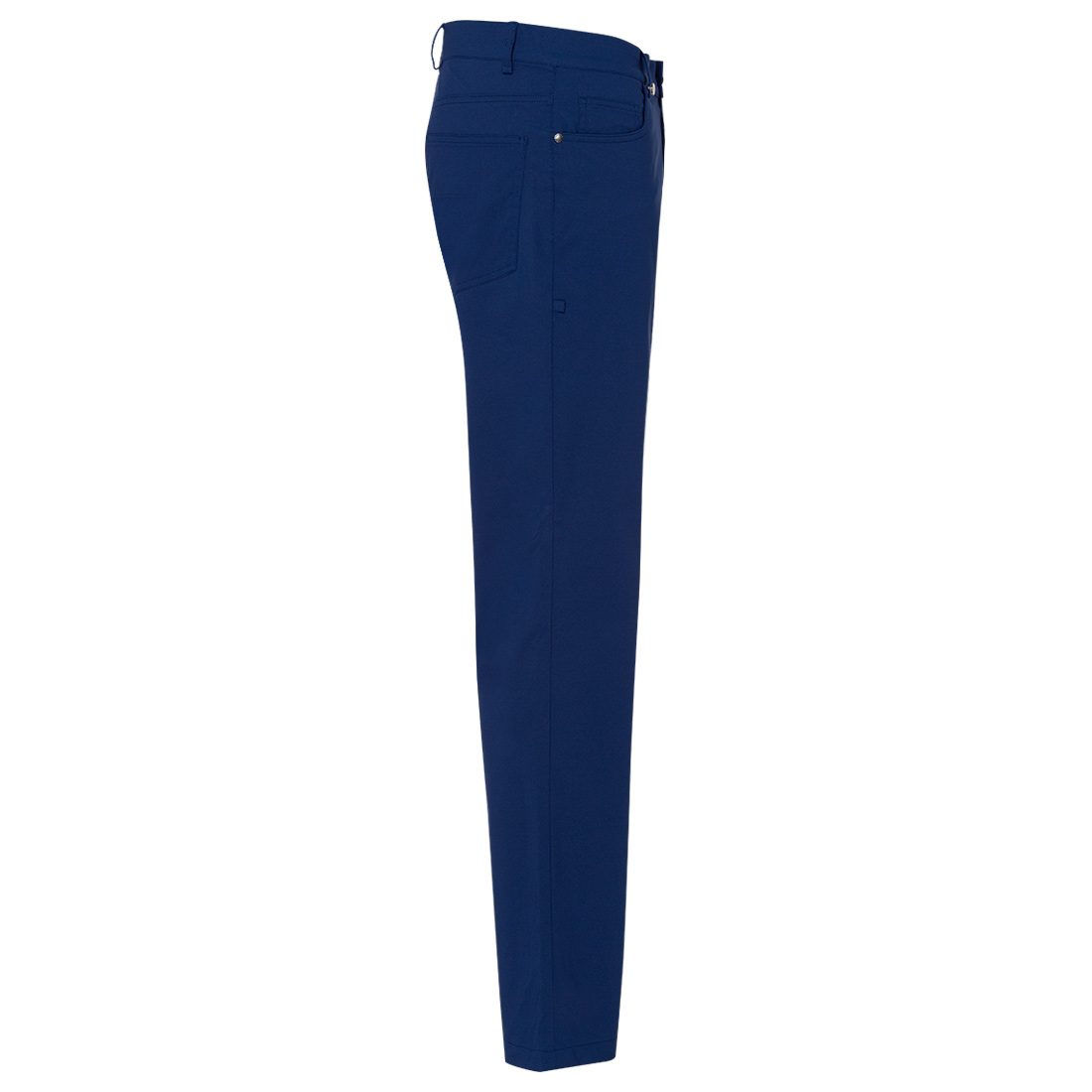 5-Pocket Golfhose Stretch-Performance in Slim Fit mit UV-Schutz