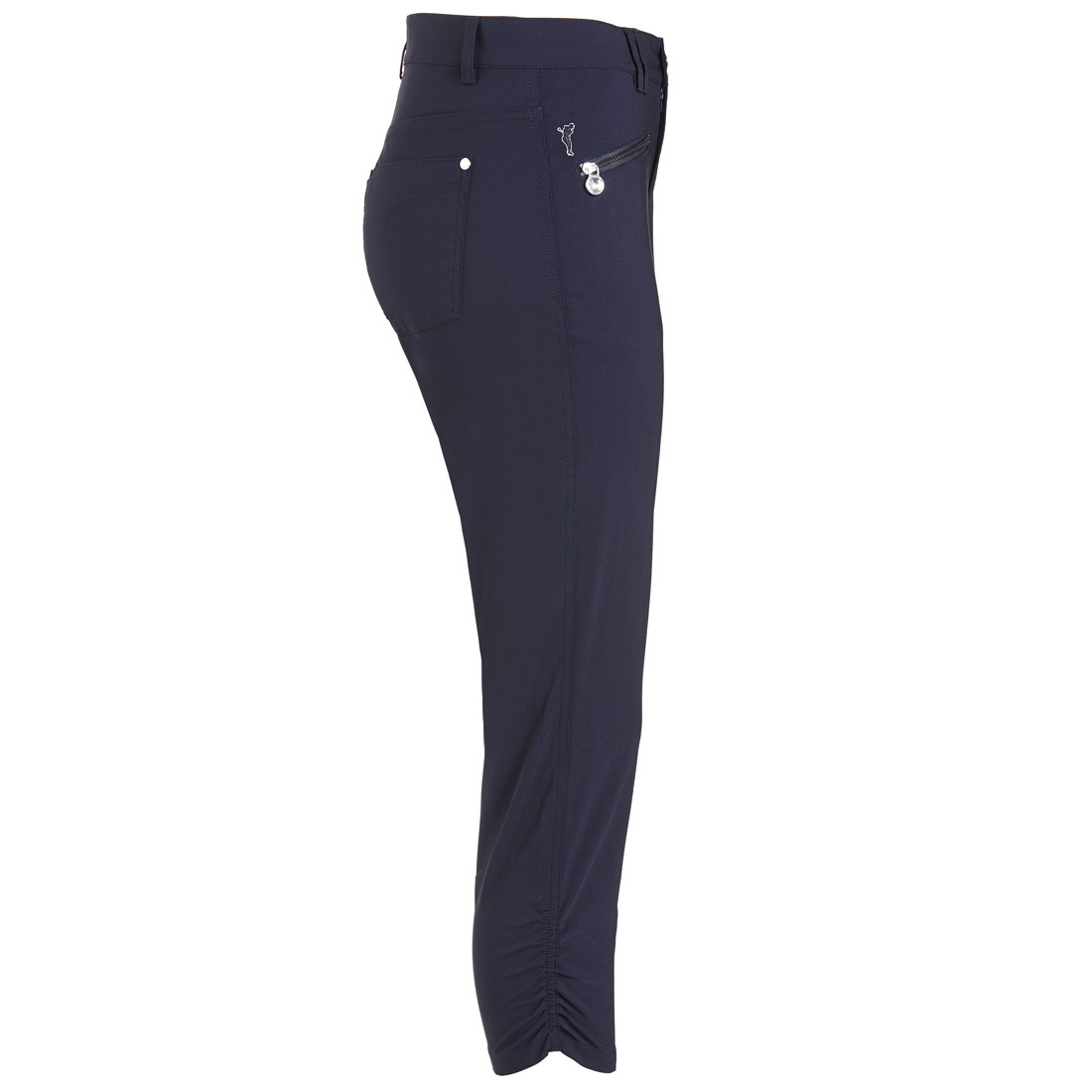 Damen Techno Stretch Caprihose