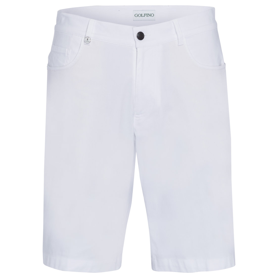 Herren Performance Golf-Bermuda