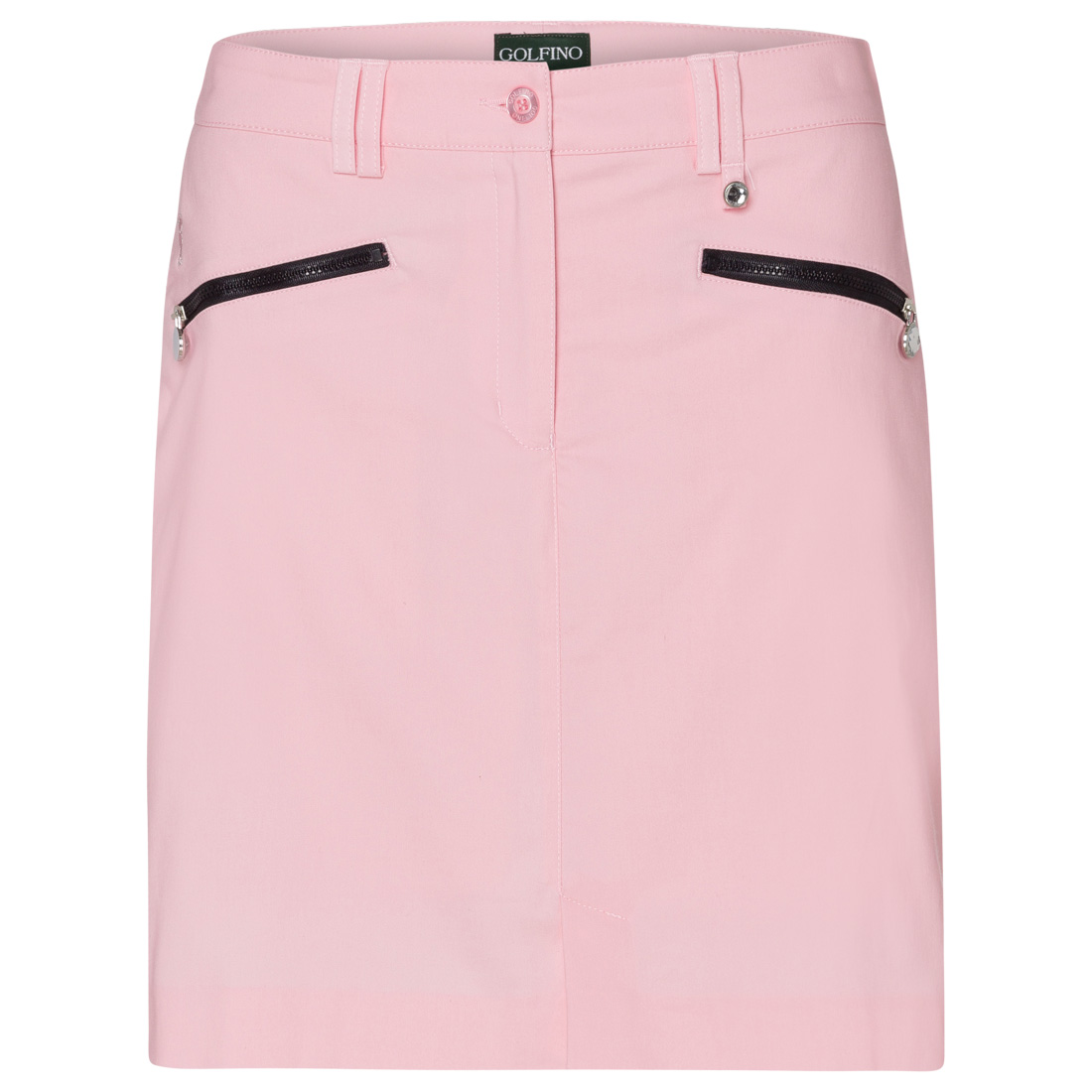 Tech Stretch Skort mit Zipper Pocket