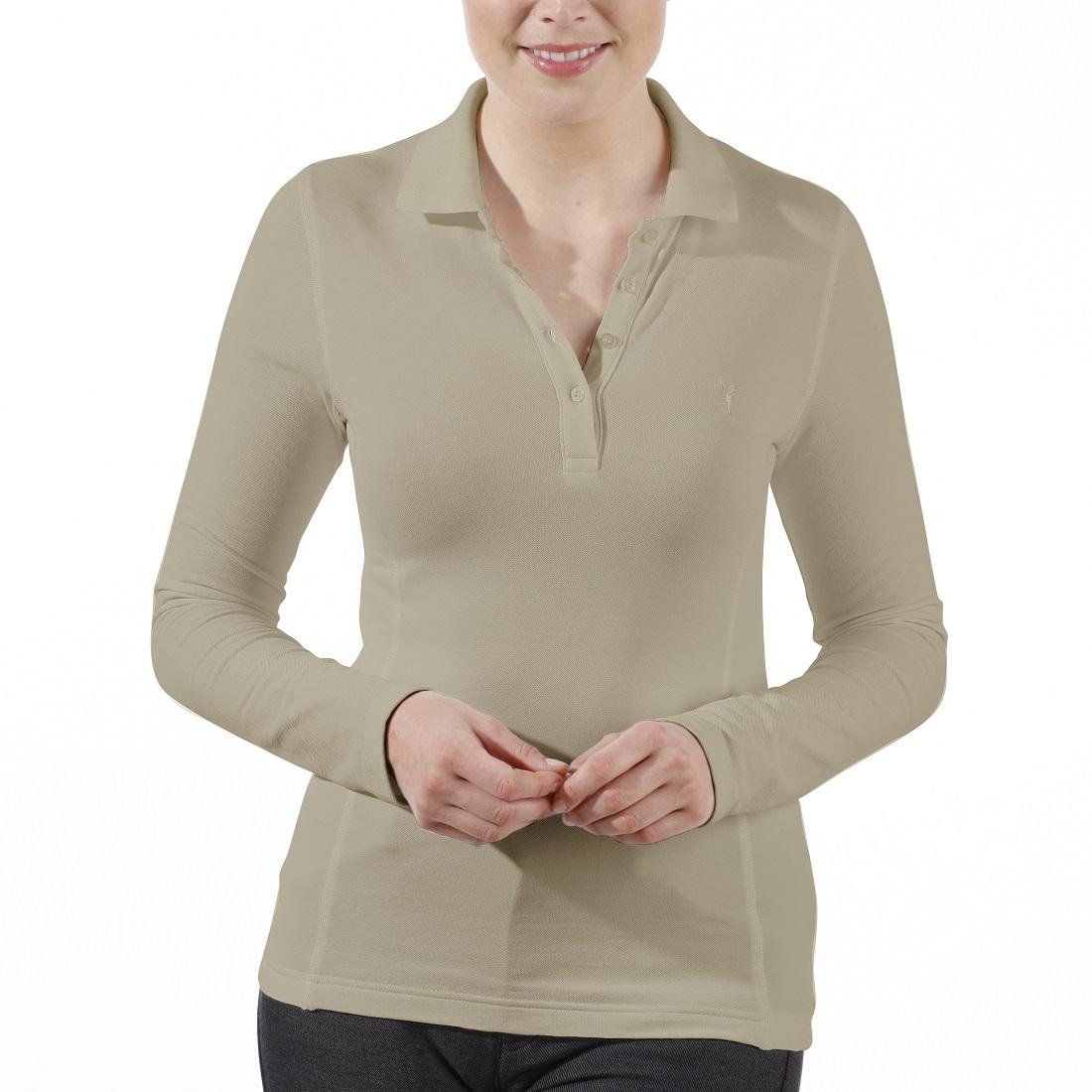 Poloshirt mit UV-Schutz