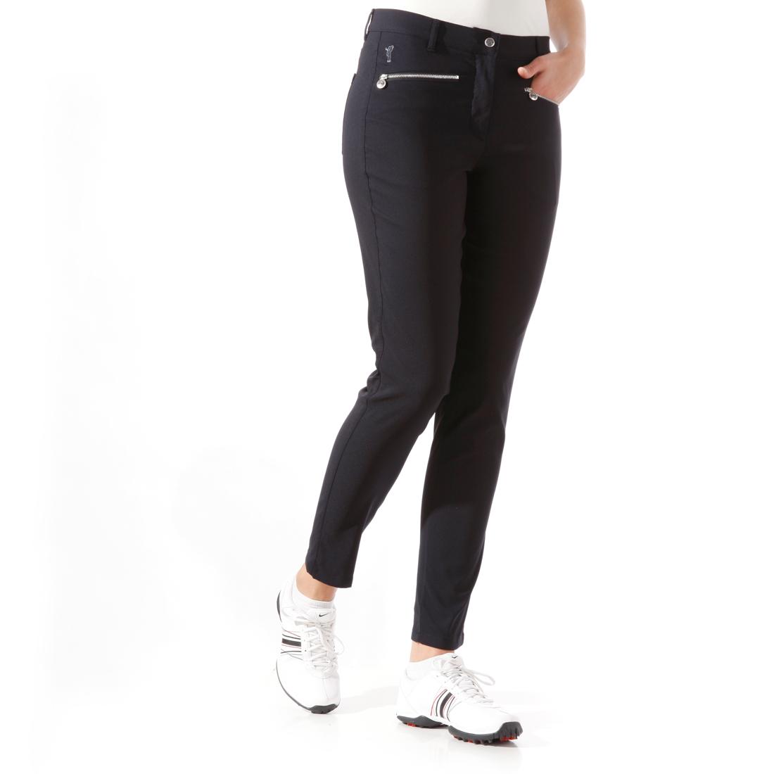 Techno-Stretch Hose mit 7/8-Bein