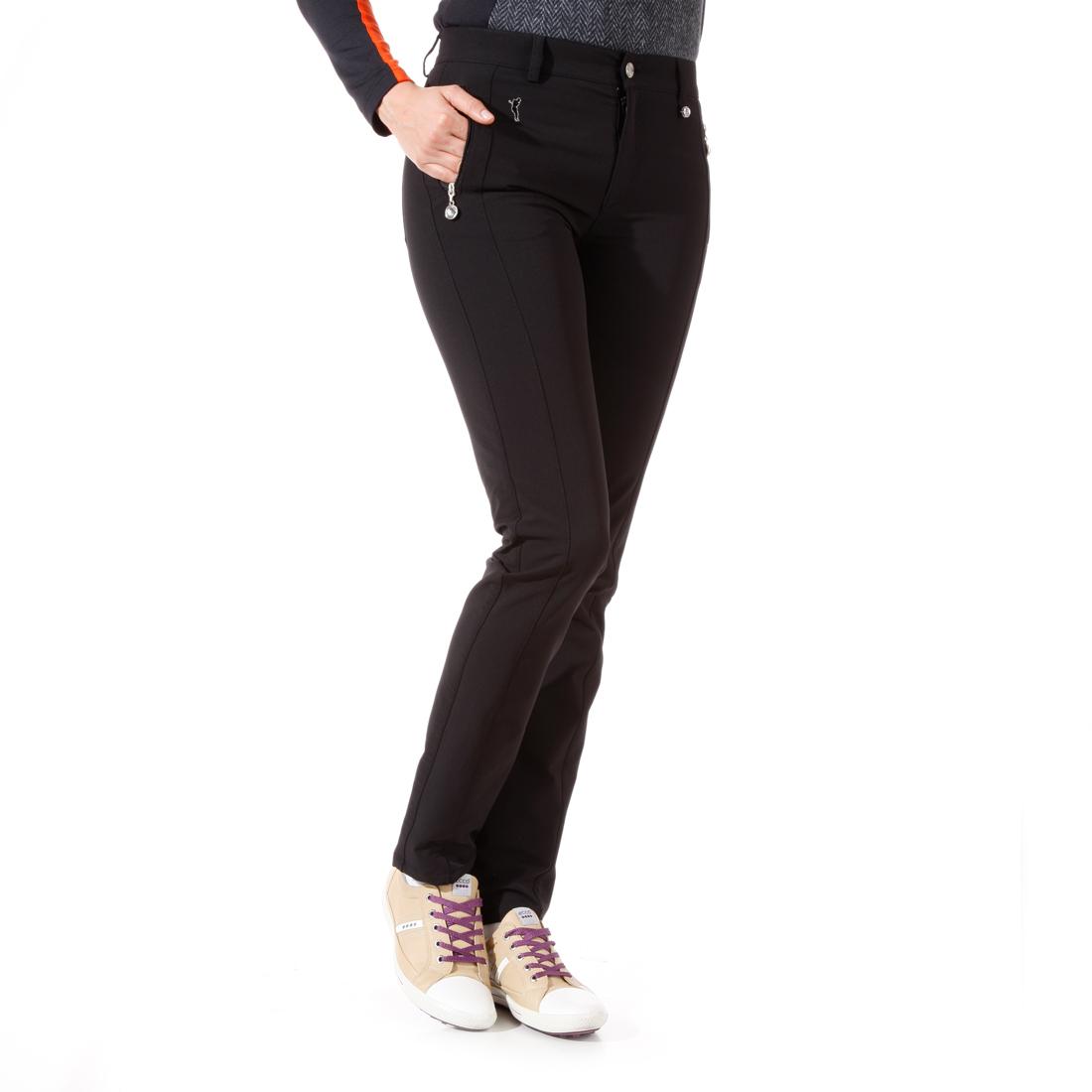 4-Way gebürstete Stretch-Hose