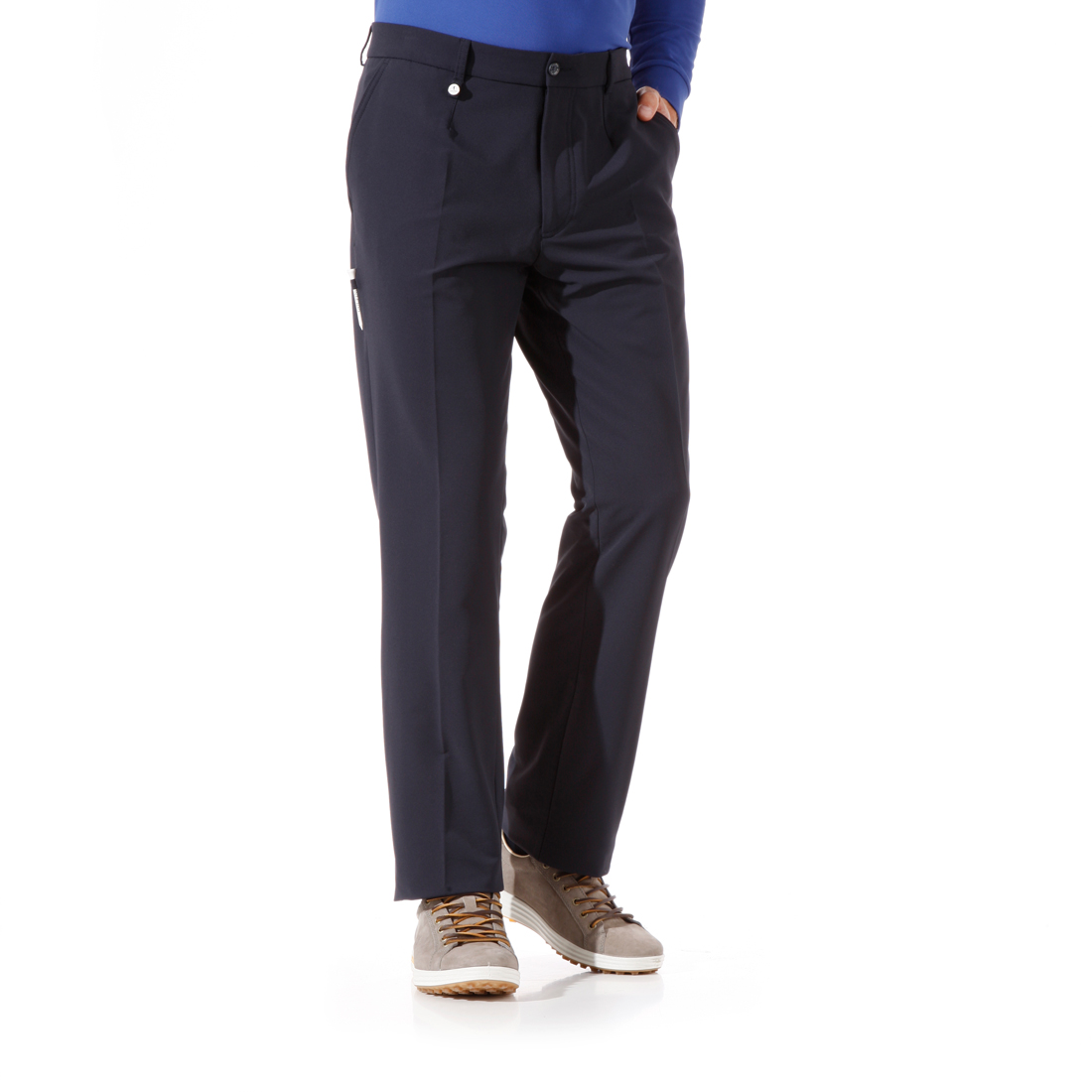 The 4Way Stretch Brushed Trousers