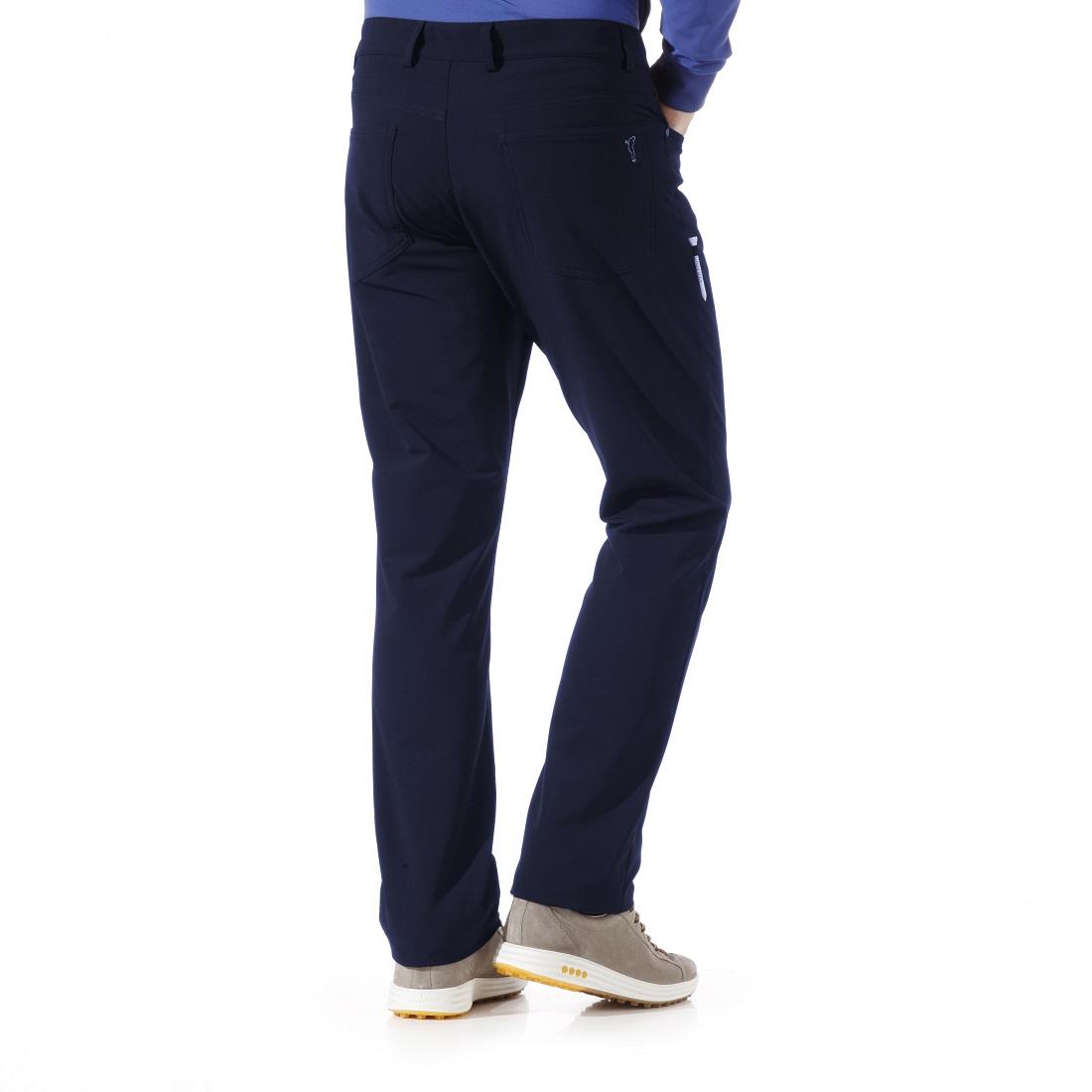 5-Pocket 4-Way Stretch-Hosen