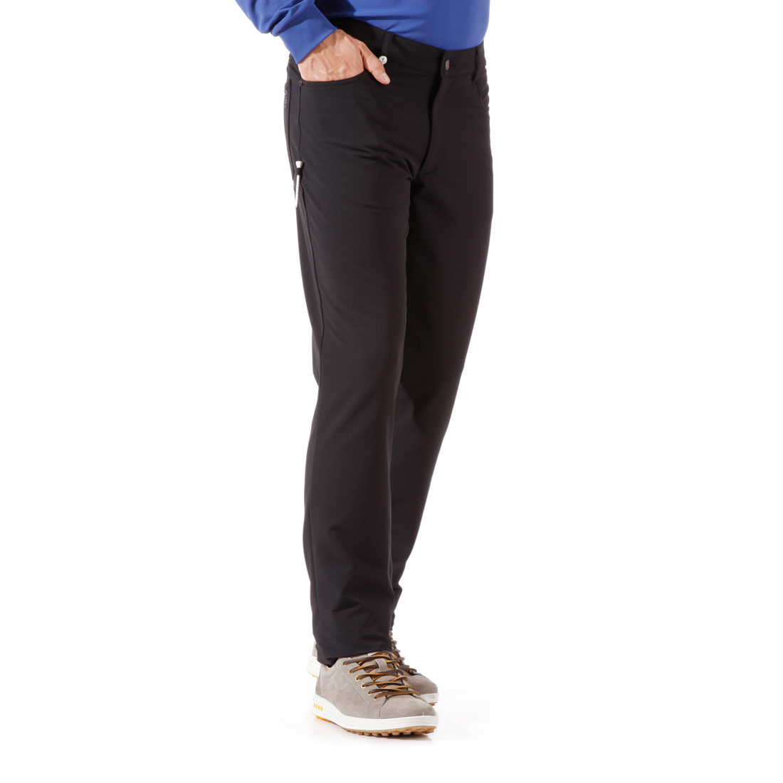 5-Pocket 4-Way Stretch-Hosen